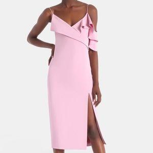 Cushnie et Ochs Adela Quartz Dress Sz 4 S